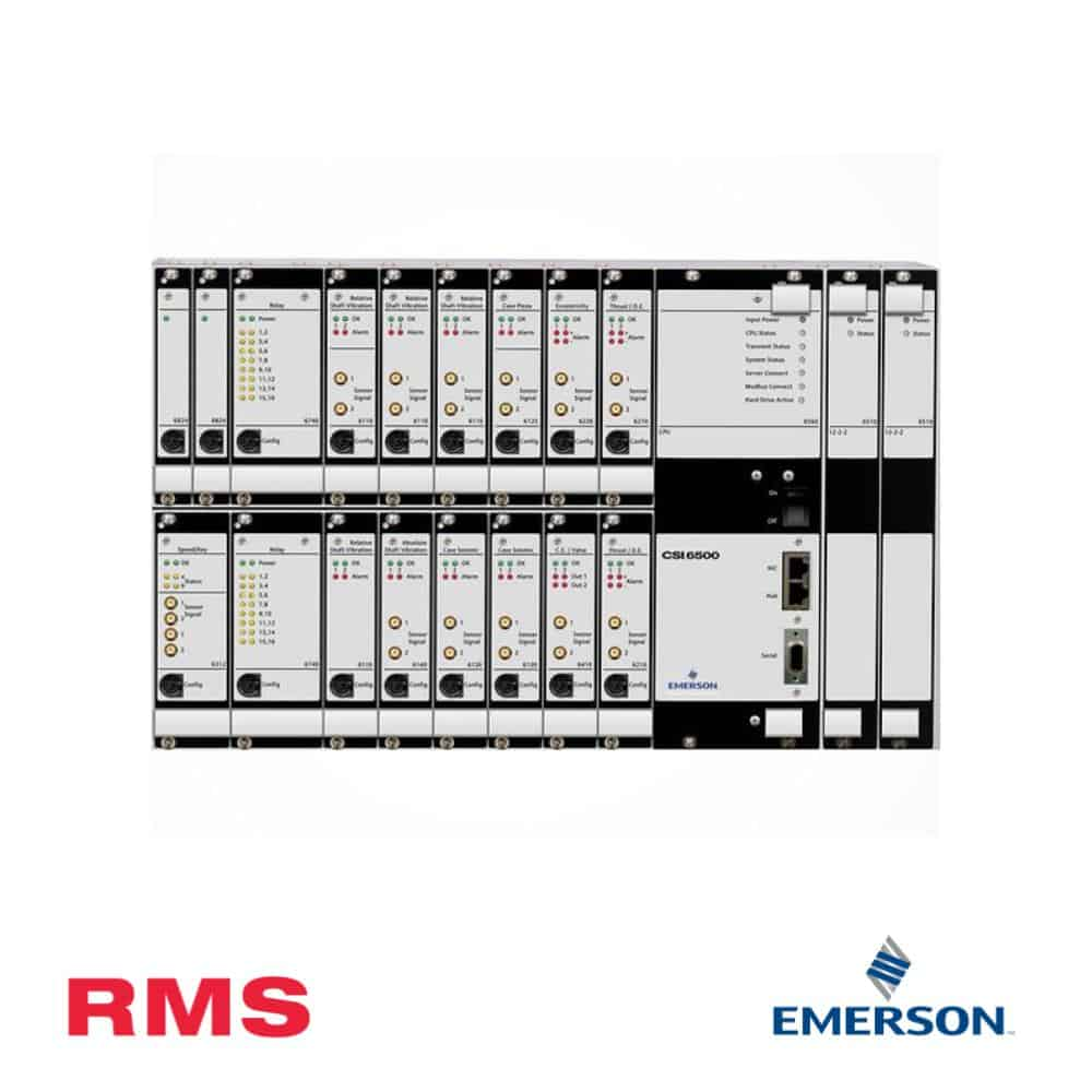AMS 6500 Machinery Health Monitor