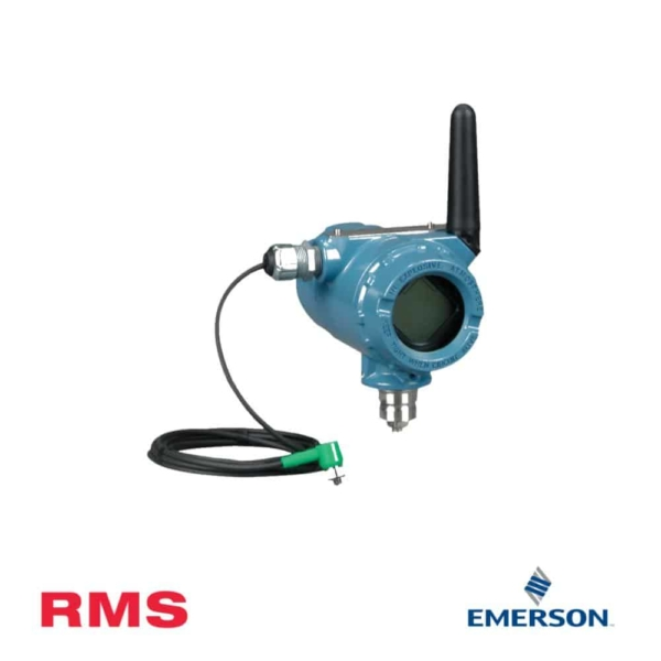 rms products emerson ams 9420 wireless vibration transmitter