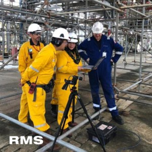 rms motion amplification onsite introductory day