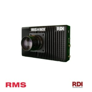 rms products rdi Iris Mx motion amplification camera vibration