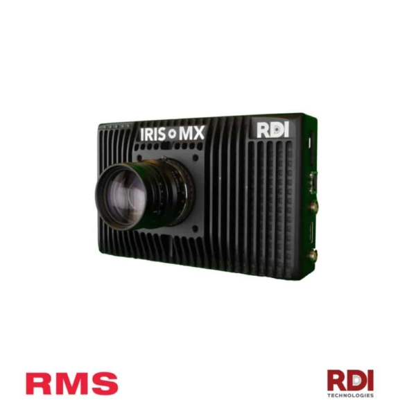 rms products rdi IrisMx motion amplification camera vibration