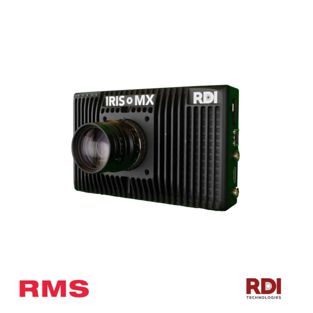 Motion Amplification Camera Iris MX