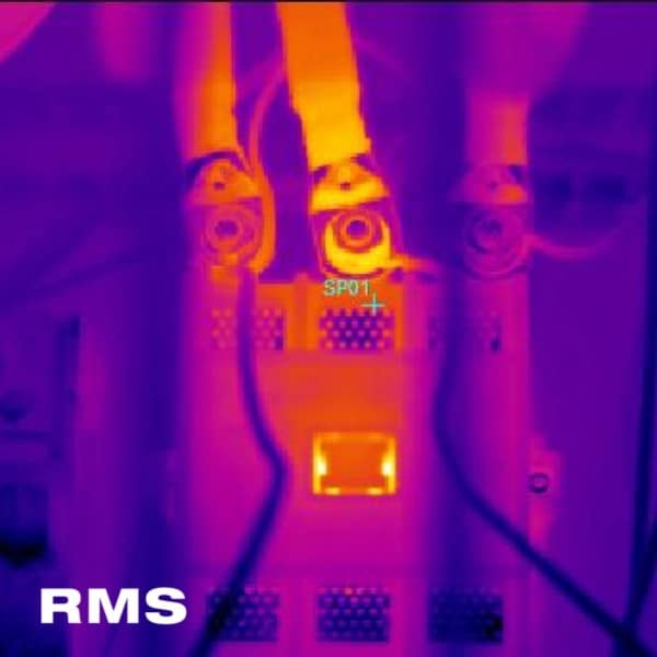 rms services infrared and thermography analysis