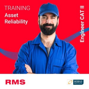 rms training mobius Asset Reliability Practitioner (ARP) Engineer CAT II