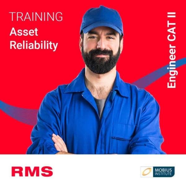 rms training mobius Asset Reliability Practitioner (ARP) Engineer CAT II