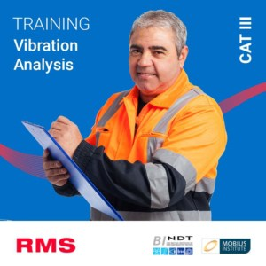 rms training vibration analysis CAT III