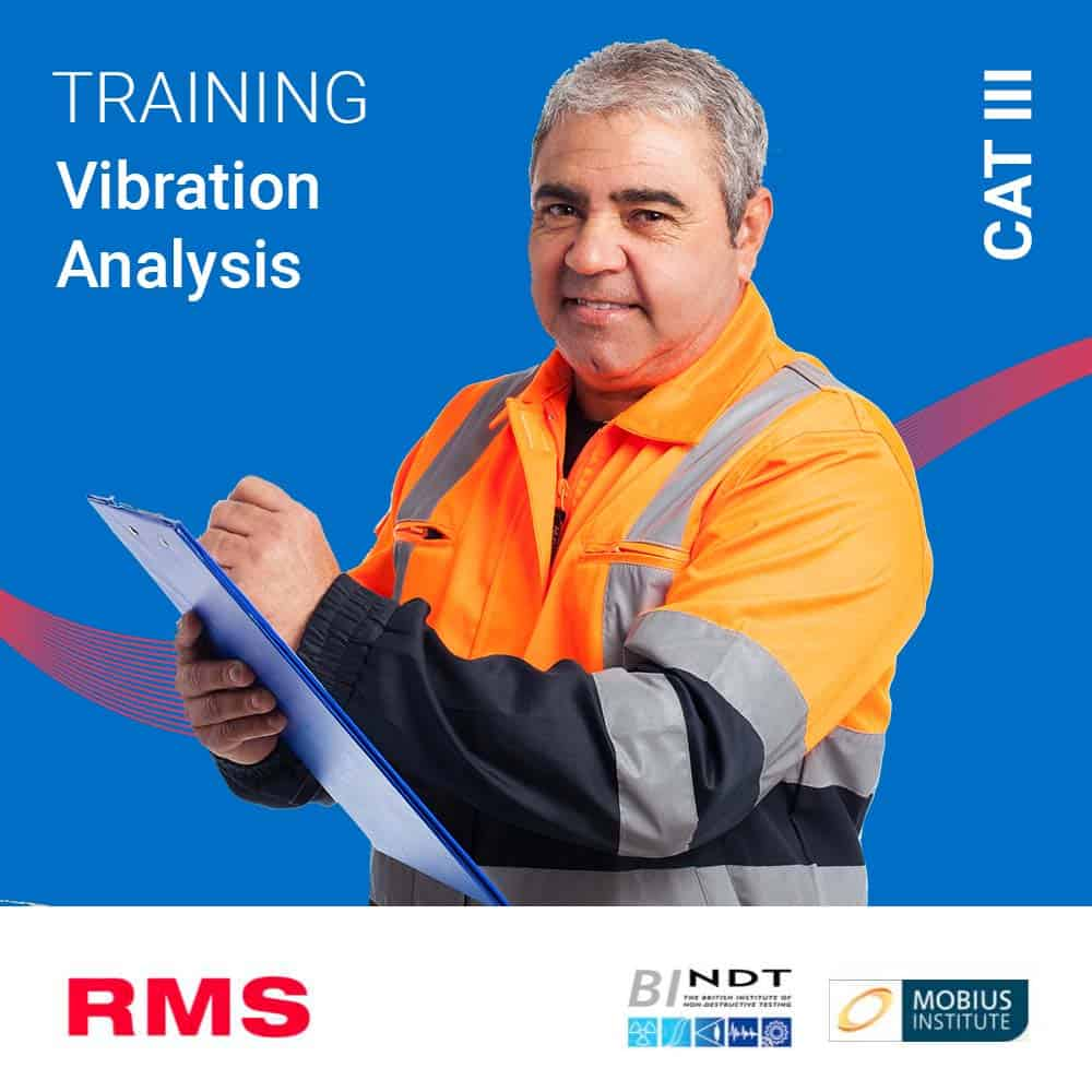 Vibration Analysis Training Cat III (Mar)