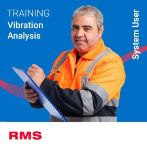 rms training vibration analysis system user