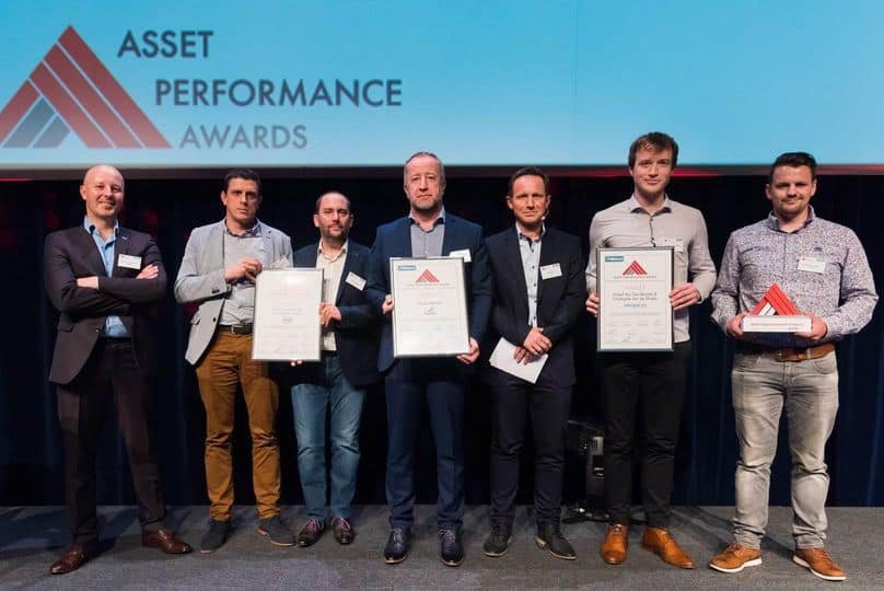 bemas awards 2019 arlanxeo team motion amplification rms
