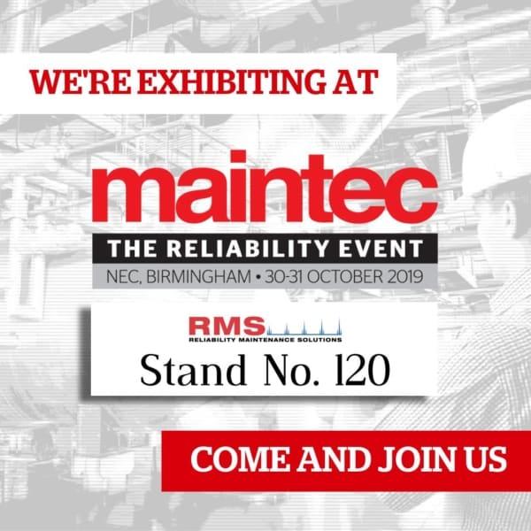 rms maintec reliability event nec birmingham