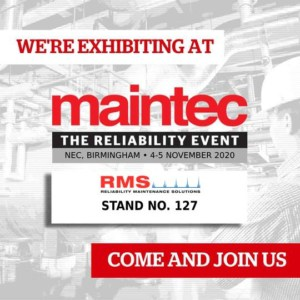 rms maintec 2020 reliability event nec birmingham