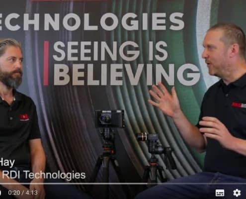 rms rdi technologies interview 2019 iris mx