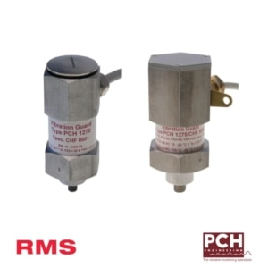 RMS Vibration Monitor PCH 1270 1272 1275 1277