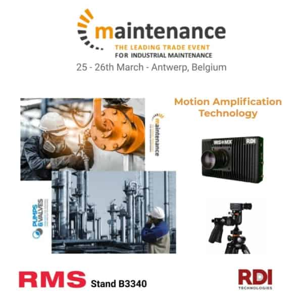 RMS Maintenance 2020 antwerp