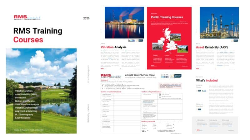 rms training brochure