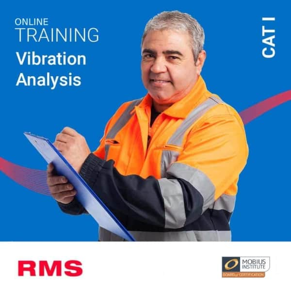 Vibration Analysis CAT I Online