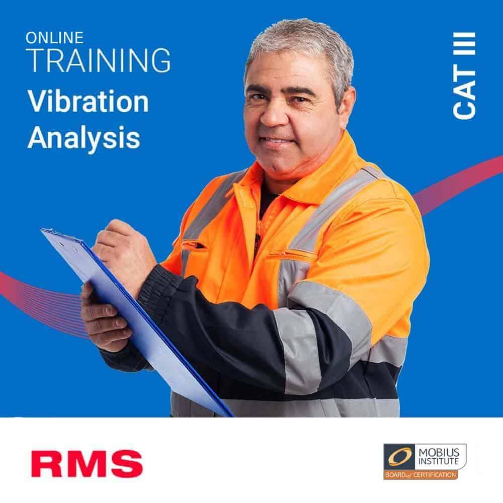 Vibration Analysis CAT III Online