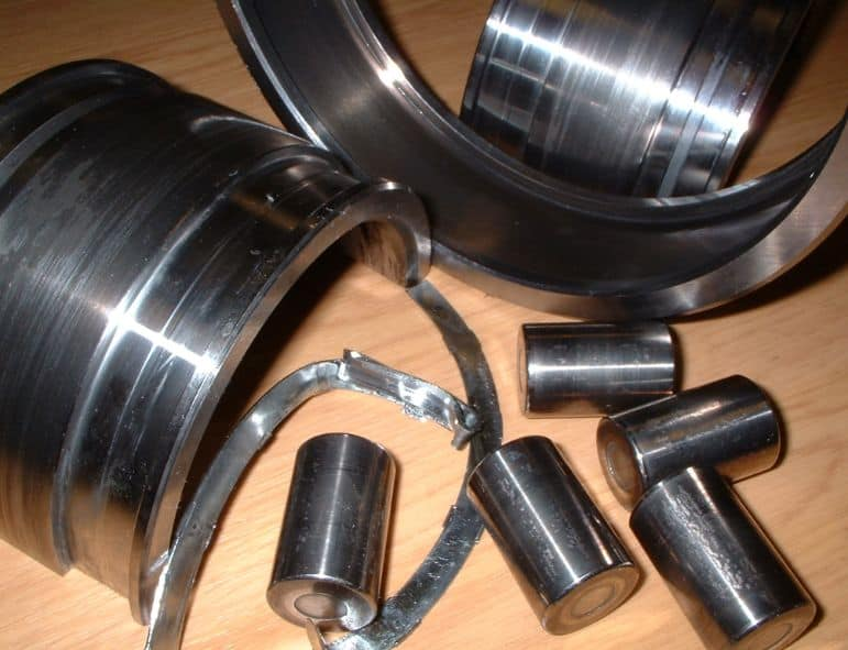 Flue Gas Fan Bearing 2