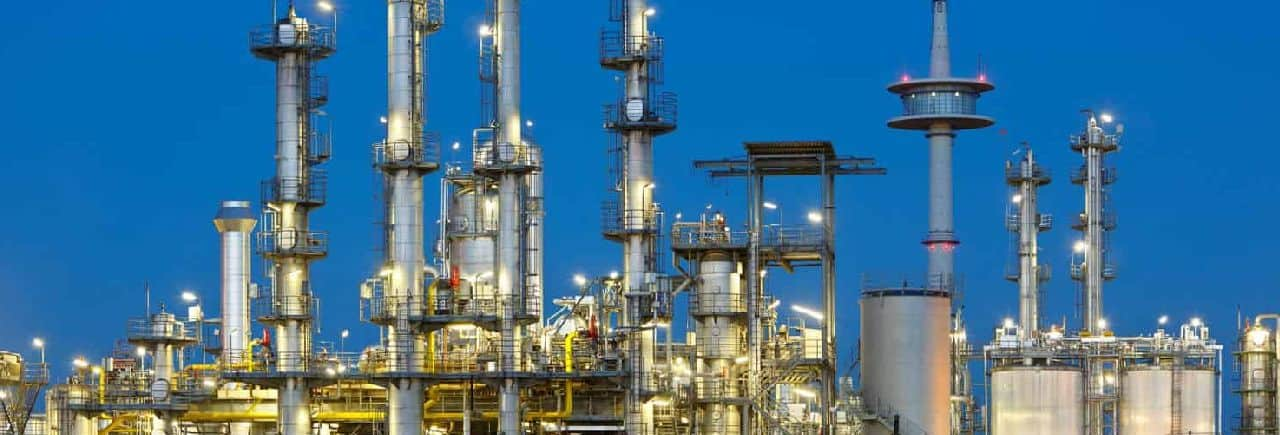 rms chemical plant industrial client