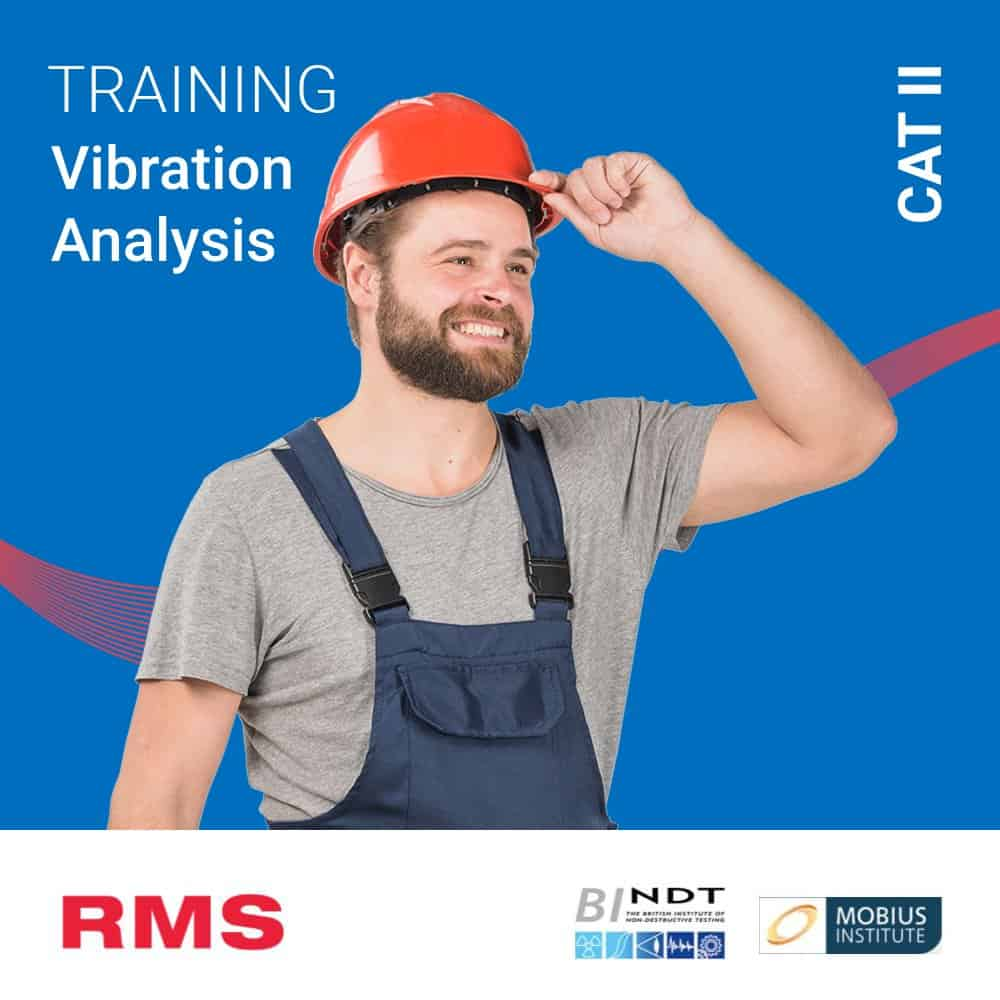 RMS Vibration Analysis CAT II Course